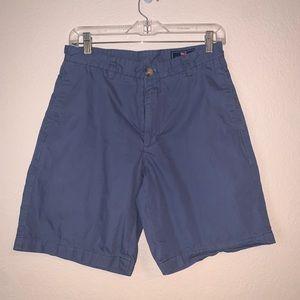 Vineyard Vines blue khaki shorts